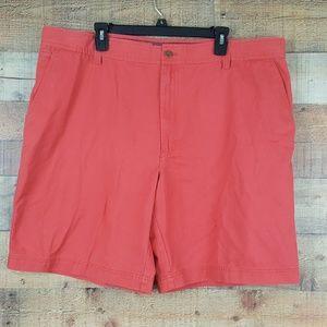 IZOD Shorts Men's Size 42 Orange D300